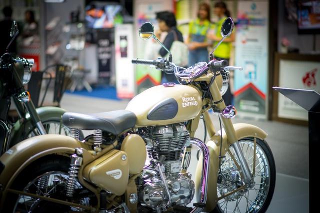 Biểu tượng mô-tô huyền thoại Royal Enfield sắp ra mắt tại Việt Nam - Ảnh 3.