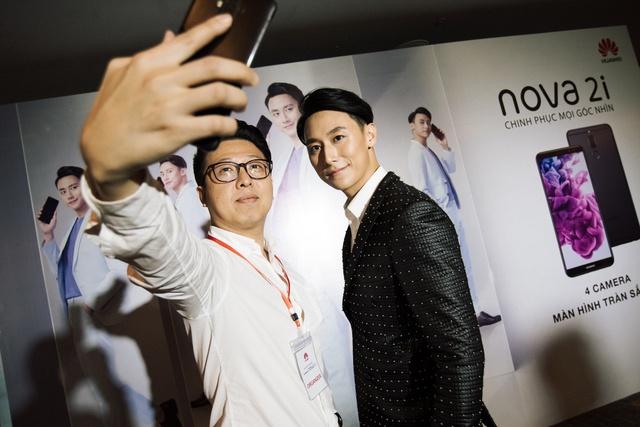 Rocker Nguyễn chính thức trở thành Đại sứ hình ảnh của Huawei nova 2i