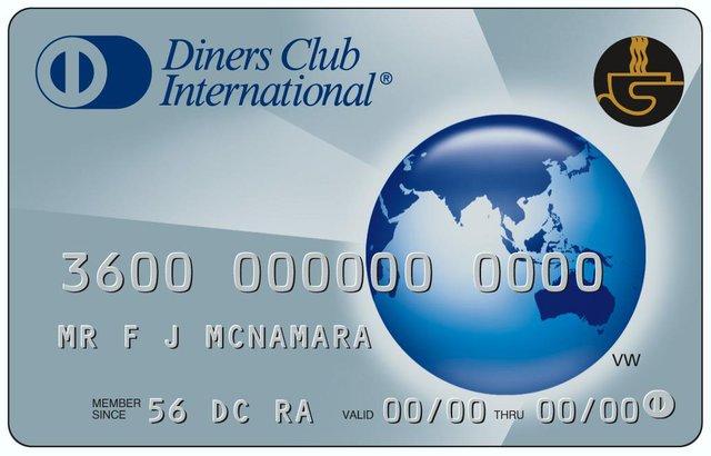 Thẻ Diners Club đã mở ra kỷ nguyên của thẻ tín dụng ngày nay.