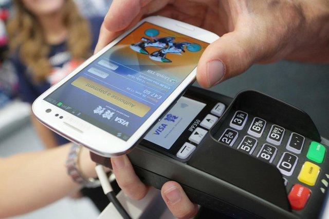 Samsung Pay là dịch vụ thanh toán di động đầy tiềm năng.