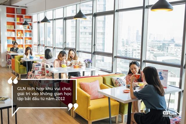 Gbookcafe – Không gian sách và cà phê rất cá tính