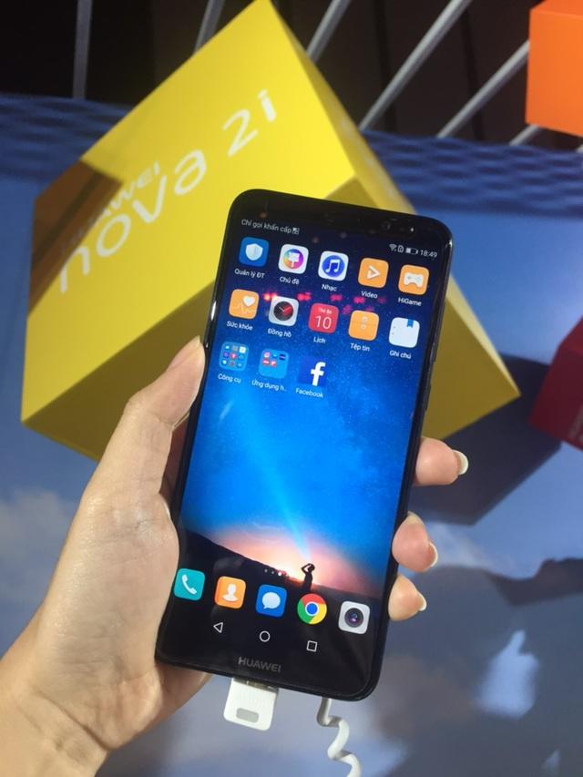 Huawei nova 2i hút khách nhờ cấu hình mạnh, giá cạnh tranh - Ảnh 3.