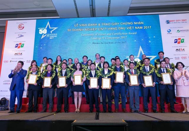 3S ERP đưa ITG vào Top 50 Doanh nghiệp CNTT hàng đầu Việt Nam - Ảnh 2.