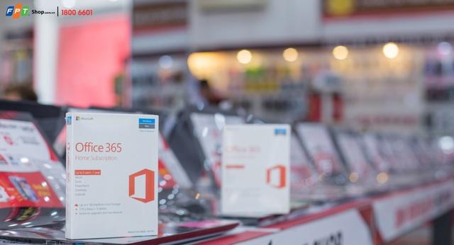 Với Office bản quyền tại FPT Shop, máy tính và dữ liệu được bảo vệ an toàn hơn - Ảnh 2.