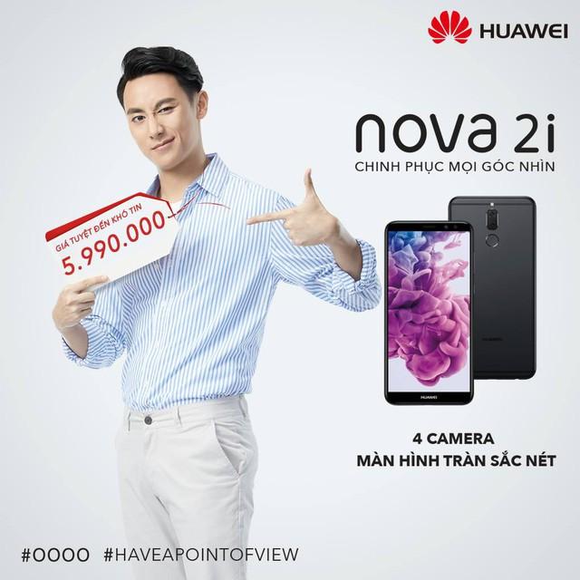 Huawei nova 2i – Từ chiến lược đột phá đến thành tích đáng nể - Ảnh 4.