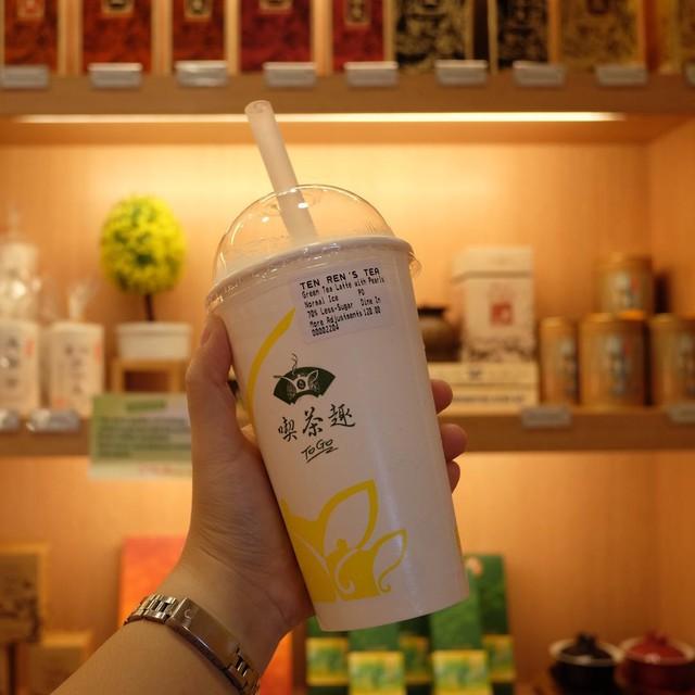 Các tín đồ trà sữa Việt sắp có thêm lựa chọn mới cho ly trà sữa của riêng mình - trà sữa Ten Ren.
