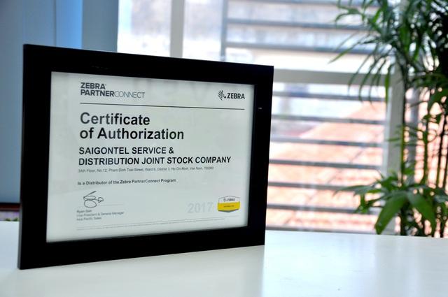 SDJ chính thức trở thành nhà phân phối sản phẩm Zebra tại Việt Nam