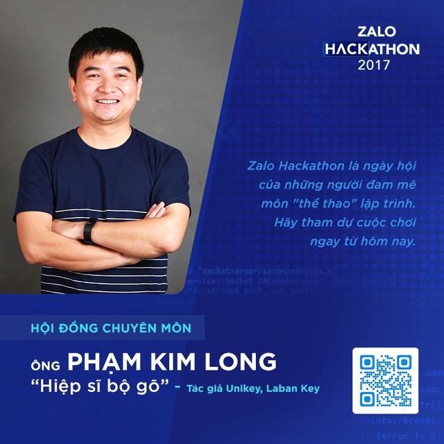 Zalo Hackathon và những lí do để dân nghiện code không thể bỏ qua - Ảnh 2.