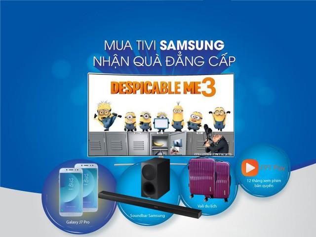 3 lời khuyên khi ra siêu thị điện máy mua TV - Ảnh 1.