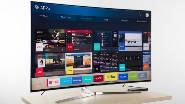 Những lợi thế của Samsung trên thị trường TV - Ảnh 1.
