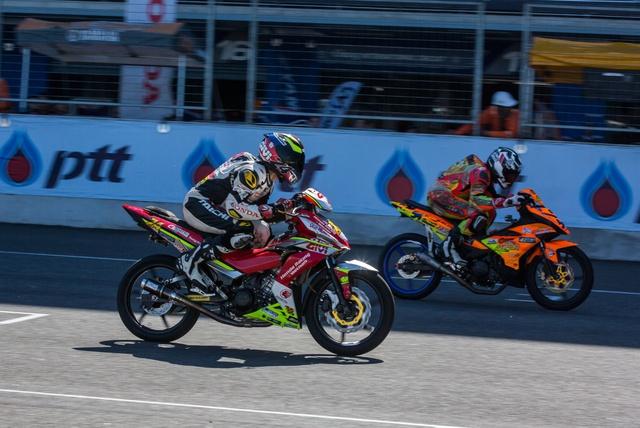 Hành trình thi đấu của hai tay đua Việt Nam tại giải đua Motor Châu Á ARRC 2017 - Ảnh 2.