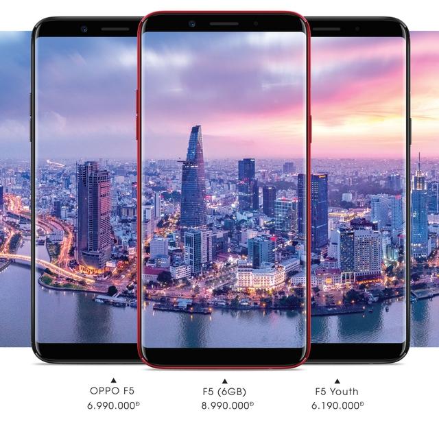 Top những chiếc điện thoại màn hình tràn viền giá hấp dẫn của OPPO - Ảnh 5.