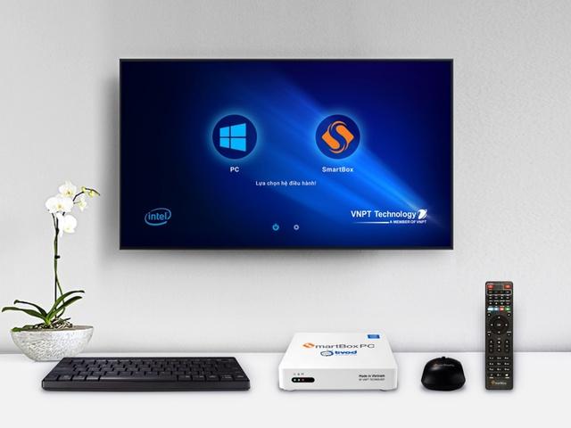 Sản phẩm Smartbox PC do VNPT Technology nghiên cứu, phát triển và sản xuất