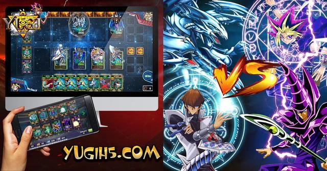 Yugi H5: trò chơi may rủi hay đấu trường trí tuệ