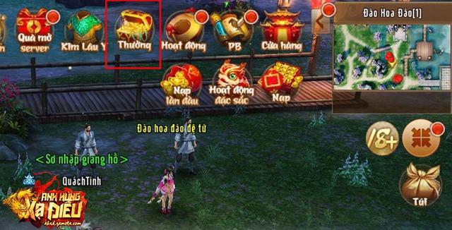 Đã có thể tải và chơi ngay Anh Hùng Xạ Điêu Gamota, tặng ngay giftcode hàng khủng