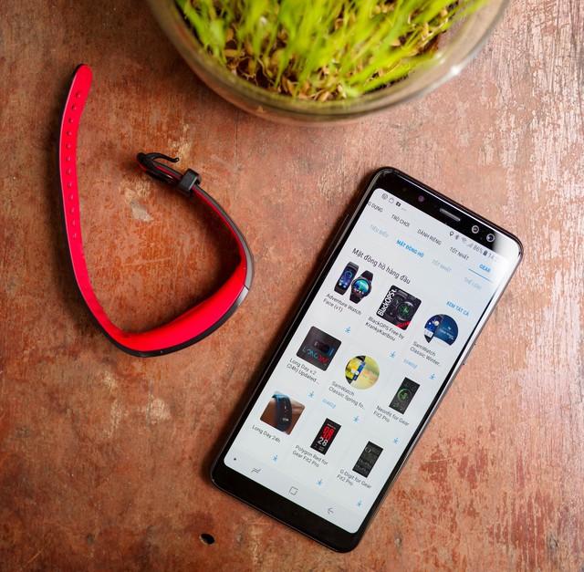 Vòng đeo thông minh Samsung Gear Fit2 Pro: Mạnh mẽ, bền bỉ và thời trang - Ảnh 2.