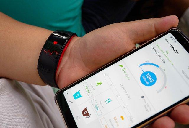 Vòng đeo thông minh Samsung Gear Fit2 Pro: Mạnh mẽ, bền bỉ và thời trang - Ảnh 30.