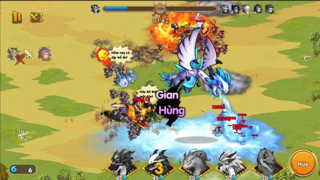 Chinh phục Thần Long đang là mục tiêu mà nhiều game thủ khao khát