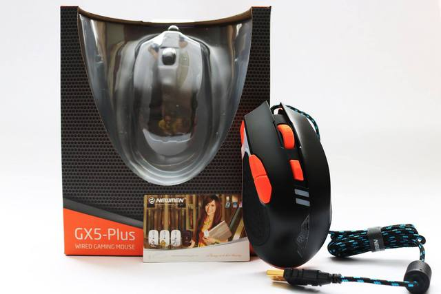 Đánh giá chuột Newmen GX5-plus – Phong cách thể thao