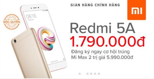 """""""Hết hồn"""" với Xiaomi Redmi 5A – smartphone giá rẻ - Ảnh 5."""