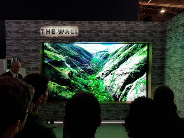 """""""Bộ ba TV thần thánh của CES 2018 là cách Samsung thay đổi và tăng cường trải nghiệm người dùng - Ảnh 1."""