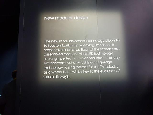 """""""Bộ ba TV thần thánh của CES 2018 là cách Samsung thay đổi và tăng cường trải nghiệm người dùng - Ảnh 5."""