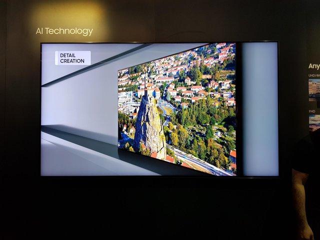 """""""Bộ ba TV thần thánh của CES 2018 là cách Samsung thay đổi và tăng cường trải nghiệm người dùng - Ảnh 6."""
