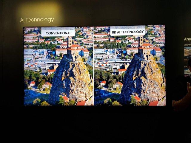"""""""Bộ ba TV thần thánh của CES 2018 là cách Samsung thay đổi và tăng cường trải nghiệm người dùng - Ảnh 7."""