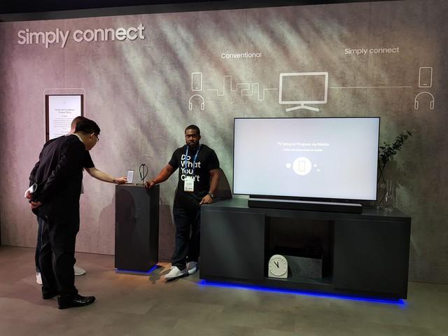"""""""Bộ ba TV thần thánh của CES 2018 là cách Samsung thay đổi và tăng cường trải nghiệm người dùng - Ảnh 9."""