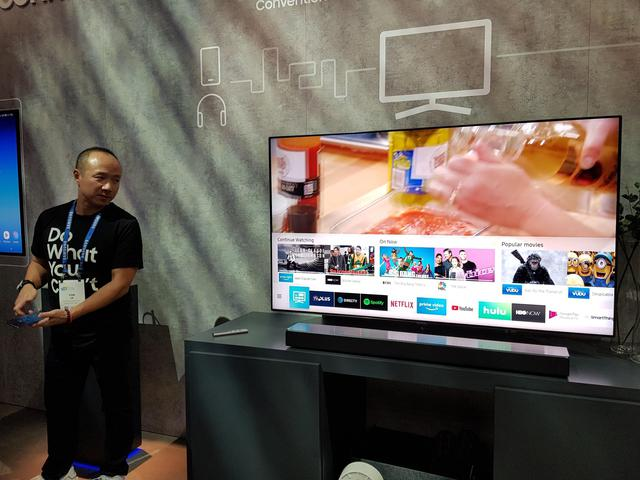 """""""Bộ ba TV thần thánh của CES 2018 là cách Samsung thay đổi và tăng cường trải nghiệm người dùng - Ảnh 10."""