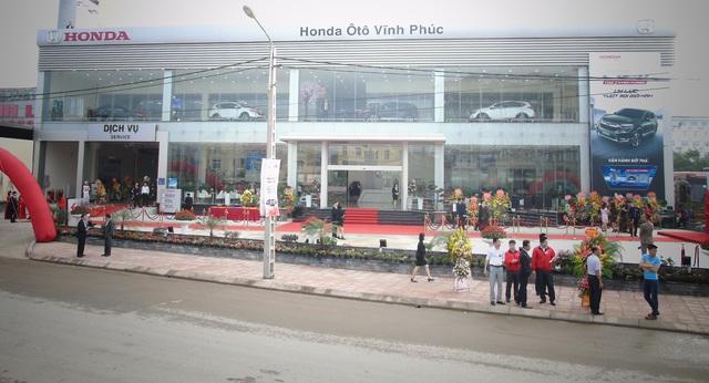 Khai trương thêm Đại lý tại Vĩnh Phúc và Vũng Tàu, Honda Việt Nam sở hữu 26 Đại lý trên toàn quốc - Ảnh 1.