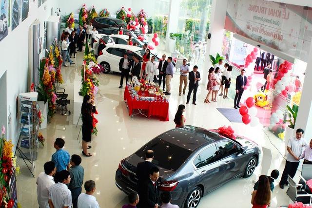 Khai trương thêm Đại lý tại Vĩnh Phúc và Vũng Tàu, Honda Việt Nam sở hữu 26 Đại lý trên toàn quốc - Ảnh 3.