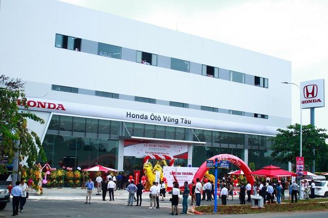 Khai trương thêm Đại lý tại Vĩnh Phúc và Vũng Tàu, Honda Việt Nam sở hữu 26 Đại lý trên toàn quốc - Ảnh 4.