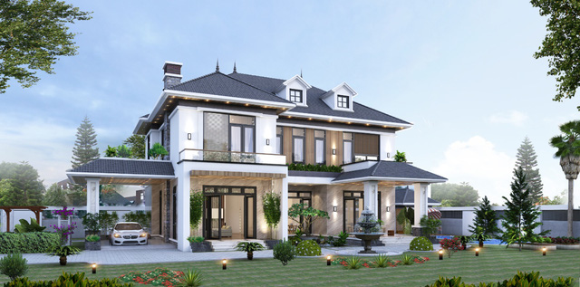 Kiến trúc An Hưng - Luồng gió mới trong làng kiến trúc Việt - Ảnh 3.
