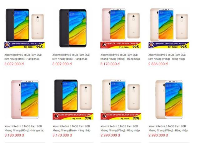 Hơn 6.000 chiếc Xiaomi Redmi 5 đã được bán trong vòng 3 tiếng trên Shopee - Ảnh 3.