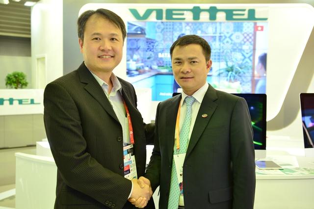 Viettel đem đến MWC 2018 những sản phẩm công nghệ 4.0 vượt xa sự mong đợi của đối tác - Ảnh 12.