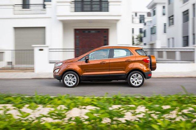 Ford EcoSport 2018 tự tin chinh phục mọi cung đường - Ảnh 3.