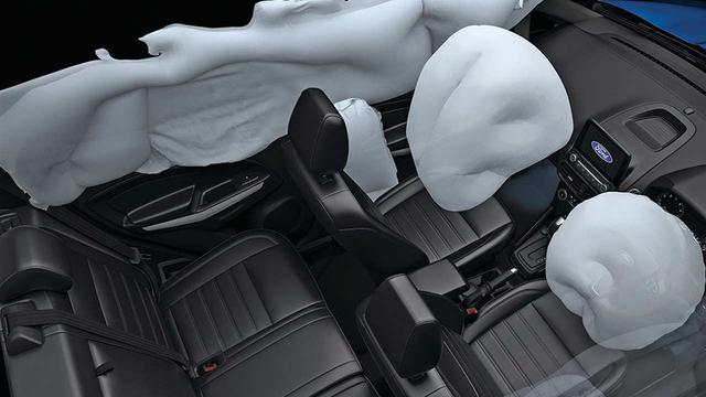 Ford EcoSport 2018 - Thông minh hơn, an toàn hơn - Ảnh 3.