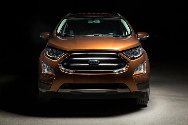 Ford EcoSport 2018 - Thông minh hơn, an toàn hơn - Ảnh 4.