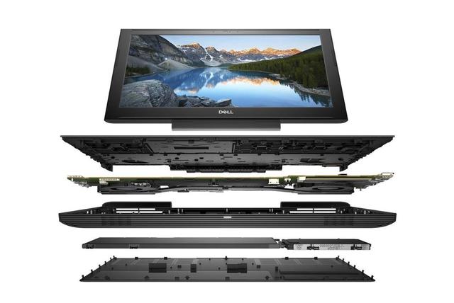 Máy được trang bị màn hình 15.6 inch FHD hoặc tùy chọn UHD cùng tấm nền IPS cho góc nhìn rộng và hình ảnh hiển thị chân thực trong mọi điều kiện ánh sáng, mọi góc nhìn.