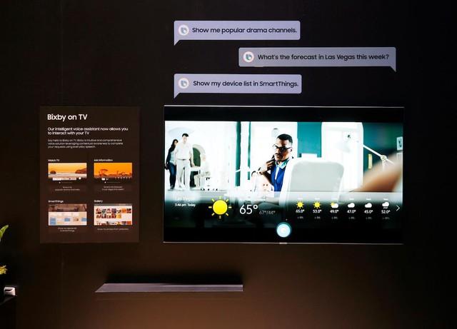Ra mắt TV QLED 2018, Samsung cho cả thế giới thấy tương lai của TV - Ảnh 3.