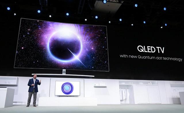 Kết hợp sức mạnh phần mềm, thiết kế - chiêu bài quyết định vị thế vua TV 2018 - Ảnh 2.