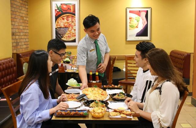 Câu chuyện về thương hiệu Pizza có tốc độ tăng trưởng đầy mạnh mẽ tại Việt Nam - Ảnh 3.
