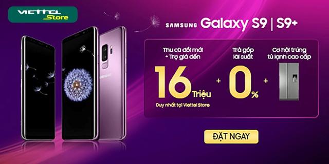 """Cơ hội sở hữu Galaxy S9/S9+ chỉ từ 3.990.000đ - Xu hướng bán máy kèm dịch vụ """"lên ngôi"""" làm vừa lòng khách hàng. - Ảnh 2."""