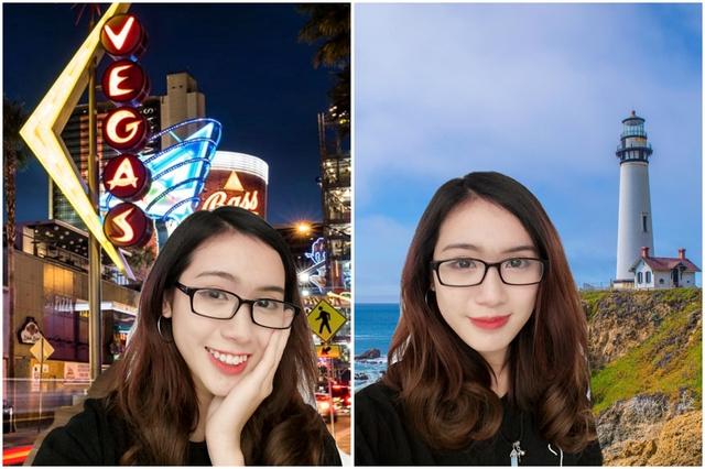 Bộ ảnh Selfie vòng quanh thế giới của bạn trẻ này thực ra chỉ cần chụp ở nhà - Ảnh 5.