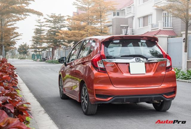 """Đánh giá Honda Jazz 2018: Lựa chọn """"vừa túi"""" cho gia đình Việt - Ảnh 5."""