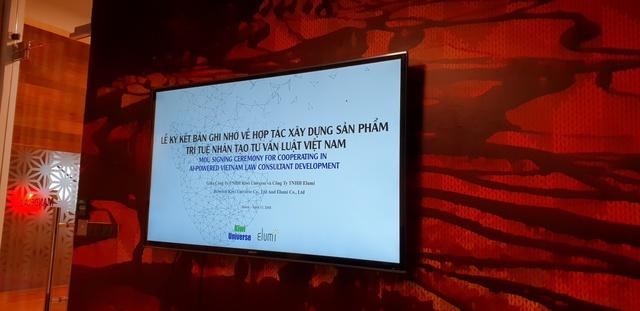 Sản phẩm công nghệ trí tuệ nhân tạo AI trong tư vấn luật tại Việt Nam - Ảnh 1.