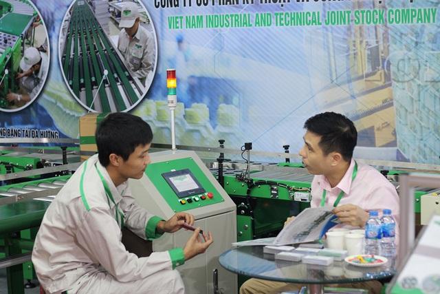 Intech Việt Nam tạo ấn tượng mạnh tại hội chợ thương mại Quốc tế Việt Nam lần thứ 28 – EXPO - Ảnh 2.