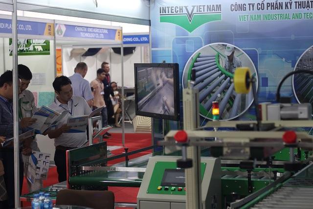 Intech Việt Nam tạo ấn tượng mạnh tại hội chợ thương mại Quốc tế Việt Nam lần thứ 28 – EXPO - Ảnh 4.