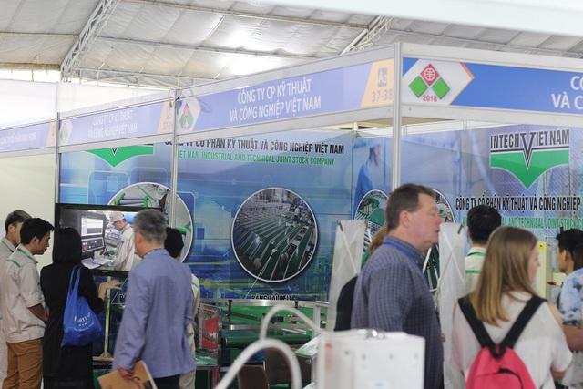 Intech Việt Nam tạo ấn tượng mạnh tại hội chợ thương mại Quốc tế Việt Nam lần thứ 28 – EXPO - Ảnh 5.